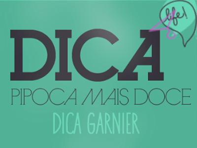 FOXLIFE – DICA PIPOCA MAIS DOCE