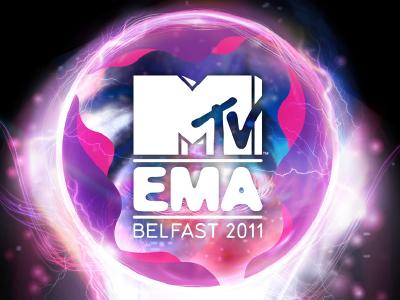 MTV EMA BELFAST 2011